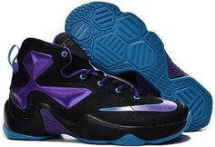 Buy For Sale 2016 Nike Kids Basketball Sneakers Lebron 13 Purple Black Blue  from Reliable For Sale 2016 Nike Kids Basketball Sneakers Lebron 13 Purple  Black ... 4e44527767