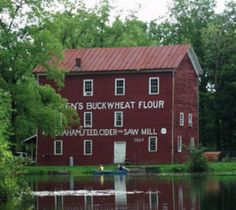 Historic Bowens Mills - Middleville MI - perfect location for our families, assuming hes the one