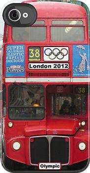 London Buss by Robin Read
