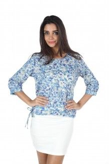MOJO Cotton Blouse  Rs. 1,299