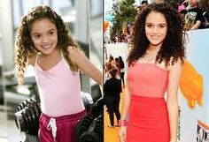 That Cute Little Girl From Cory In The House To A Beautiful Young Girl In  Living With Boys