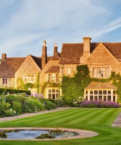 Whatley Manor, Wiltshire