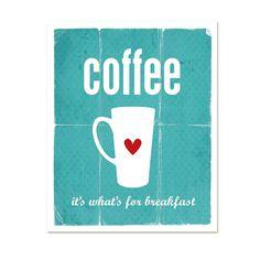 Coffee : Love
