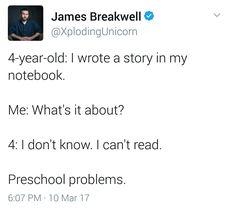 I look forward to reading it.