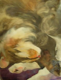 Artist Robin Avery / Sleeping Jerry