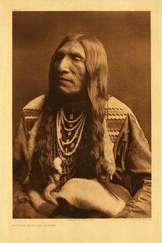 Double Runner - Blackfeet (Pikuni) - 1900