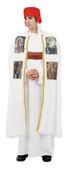 Disfraz de #obispo #medieval