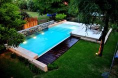 Excellent ideas for choosing swimming pool for your yard 25 Swiming Pool, Swimming, Ideas De Piscina, Outside Pool, Moderne Pools, Pool Fountain, Studios Architecture, Rooftop Patio, Luxury Pools