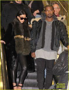 Kim Kardashian & Kanye West Get Sorted Into These Hogwart's Houses By Tom Felton   kim kardashian kanye west arrive in DC 09 - Photo