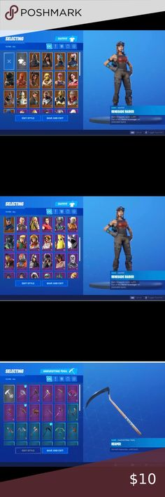 OG Fortnite account raffle It's for renegade raider og skull trooper and many more things it has basically everything anyways I've been playin since season 0 and now a days I can't win a single damn game it's loaded and someone else will get better use out of it then me anyways the raffle is non refundable so good luck everyone someone will be picked in 7 days so watch your email. Acount comes with full access PayPal cash app bitcoin are accepted 10% discount for crypto currency dm me fortnite O Now A Days, Planets Wallpaper, Crypto Currencies, Someone Elses, Get Well, Phone Backgrounds, Raiders, Accounting, Skull