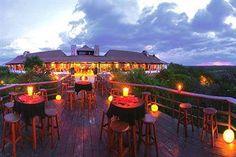 Etosha Safari Lodge in Namibia is ranked #10 of 27 specialty lodging in Etosha National Park.