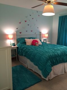 Tween Bedroom Ideas That Are Fun and Cool  #tween #teenager #teenage #bedroom #boy #girl