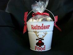 reindeer food gift