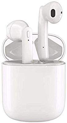 Wireless Earpiece Bluetooth 5 0 Sport Earbuds Headset With Mic For Smart Phone I7s Mini Black In 2021 Wireless Headset Wireless Earbuds Bluetooth Earbuds Wireless