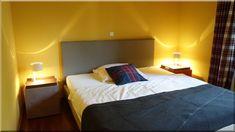 modern otthon, hálószoba (lakások, otthonok 11)