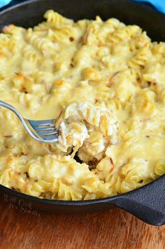Caramelized Onion Gouda Macaroni and Cheese. his is one delicious mac and cheese, made with caramelized onions and smoked Gouda cheese. Simple, and so delicious! from willcookforsmiles.com