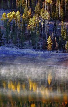 Fall Lake Utah