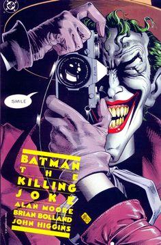 Parkour!: Batman The Killing Joke by Alan Moore, Brian Bolland, John Higgins (1988)