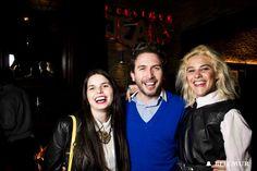 Bellmur en Fashion Rocks: Erika Stiglitz, Flavio Giusti y Sofía Bauzá