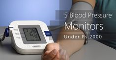 Blood Pressure Monitors Top 5 Best Selling Online India