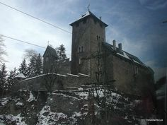 Wiesberg Castle in Tobadill, Austria