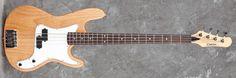 Carvin kytary PB4, tung úprava olej (TF), černé logo (BL)