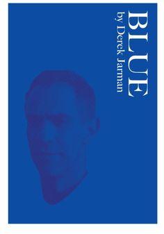 Derek Jarman's Blue (1993).
