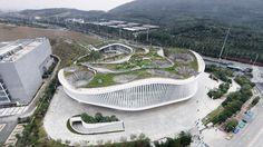 Gallery of Nanning Planning Exhibition Hall / Z-STUDIO + ZHUBO DESIGN - 1