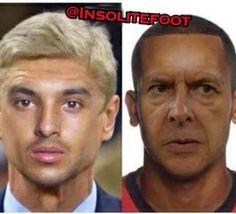 Arsène Walcott & Theo Wenger !