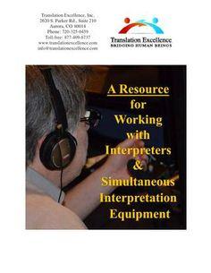 What is simultaneous interpretation?