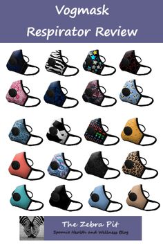 Vogmask Review – Do Masks Really Help? | The Zebra Pit | A Health, Wellness & Culture Blog for Medical Zebras & Spoonies Chronic Illness, Chronic Pain, Fibromyalgia, Giving Up On Life, Mast Cell, Best Masks, Chanel No 5, Ehlers Danlos Syndrome, Fashion Mask