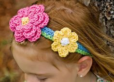 $5.99 Handmade Knitted Headbands (5 styles to choose from) at www.facebook.com/Gruntybaby