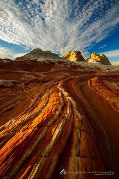Vermillion Cliffs Wilderness . Arizona
