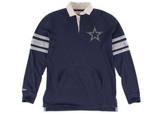 Rugby Dallas Cowboys - Shop Mitchell & Ness NFL Shirts and Apparel