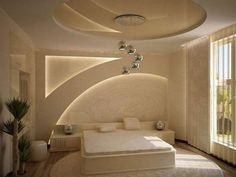 الجواد للديكور 03223715 Room Design, Ceiling Design Bedroom, Floor Design, Bedroom False Ceiling Design, Bedroom Design, Luxurious Bedrooms, Modern Bedroom, Living Room Partition Design, Bedroom Ceiling