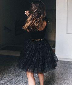 La parfaite tenue de fête #1 (robe Maje - photo Collage Vintage)