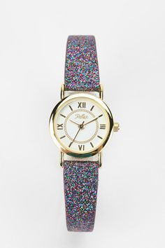 Glitter Strap Watch  #UrbanOutfitters