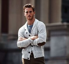 Shawl Collar Cardigan | Famous Outfits