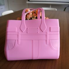 silicone handbag