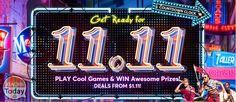 GearBest 11.11 – La promo migliore di sempre sta arrivando! #Xiaomi #China #Coupon #Gearbest #Offerta #Offerte #SingleDay #Xiaomi https://www.xiaomitoday.it/?p=28632