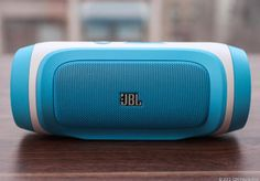 JBL Charge portable Bluetooth speaker review: A jolt of sound with a dash of power