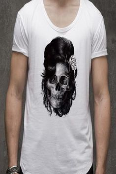 Exclusive Ron Abraham tee now available online from £45.00