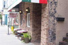 Reino's Pizza & Pasta - Tiffin, Ohio Restaurant Tiffin Ohio, Heidelberg University, Places Ive Been, Things To Do, Pizza, Gluten Free, College, Restaurant, Dinner