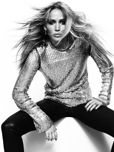 Jennifer Lawrence, Interview Magazine