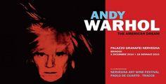 Andy Warhol - The american dream - Puglia Events