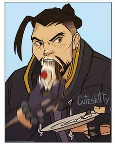 You have to like McHanzo if you want to enter to GCW team. Like. For real. ° SUPPORT THE ARTIST : @cuteskittyart ° ° ❄Follow @shinfish_ for more amazing content like PotGs, fanarts, videos and comics! ❄ ° [TAGS] [ #McHanzo #Overwatch #OverwatchHanzo #OverwatchMcCree #Hanzo #McCree #OverwatchFanArt #OverwatchArt ]