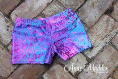 Cheer-Tastic Cheer Spandex Shorts, Dance Shorts, Gymnastics Shorts #cheershorts
