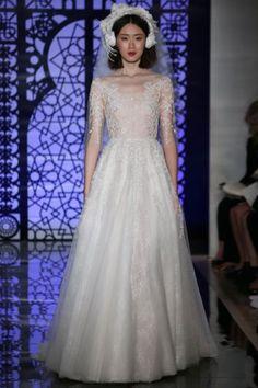 New York Bridal Fashion Week Fall/Winter 2016