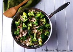 This Chicken, Lemon, and Broccoli Stir-Fry will quickly become your favorite meal. The Chicken, Lemon, and Broccoli Stir-Fry is full of flavor and so easy!