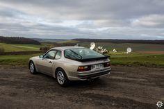 #Porsche #944 testée sur News d'Anciennes. Test complet : http://newsdanciennes.com/2016/01/27/on-a-teste-pour-vous-la-porsche-944/ #ClassicCar #Youngtimer #Voiture